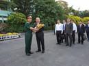 Phó Thủ tướng Trương Hòa Bình thăm Bệnh viện Quân y 175
