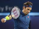 Federer khởi đầu suôn sẻ chặng đường chinh phục danh hiệu thứ 100