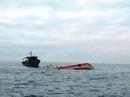 Tai nạn nghiêm trọng giữa tàu Everest 6 và tàu cá trên biển Vũng Tàu
