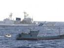 Tàu cá Trung Quốc bị bắt khi Ngoại trưởng Vương Nghị tiếp phái viên Nhật