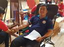 Đầu Xuân gặp chàng sinh viên 5 năm học đại học, hiến máu gần 20 lần