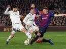 """Nghẹt thở """"siêu kinh điển"""", Barcelona có nguy cơ mất cúp"""