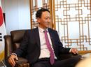 """Đại sứ Hàn Quốc nói về """"ngoại giao bóng đá"""" Việt - Hàn"""