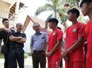 HLV Park Hang-seo thăm Học viện HAGL: Mơ World Cup thì đừng sợ Thái Lan