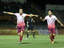 HAGL thua TP HCM, Sài Gòn FC thắng ngược Sanna Khánh Hòa BVN