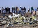 """Máy bay Ethiopian Airlines """"quay đầu khi bay sát mặt đất"""""""