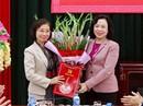 Hà Nội có tân nữ Bí thư Thị ủy 44 tuổi