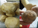 """Sự thật việc trường mầm non bị """"tố"""" cho trẻ ăn củ sắn mốc, khoai tây lên mầm"""