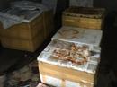 Phát hiện cơ sở sơ chế nội tạng không rõ nguồn gốc nằm gần bãi rác
