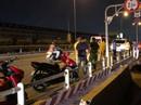 """Đoạn bê-tông đặt giữa đường ở TP HCM: Sáng kiến hay """"bẫy"""" hại người?"""