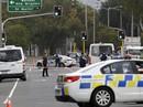 New Zealand: Vừa xả súng đẫm máu, lại nổ bom ở Auckland