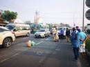 Đi bộ qua đường, 2 nữ tu sĩ bị ô tô đâm tử vong