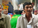 Sập tường 6 người chết ở Vĩnh Long: Người đầu bạc khóc tiễn người đầu xanh