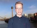 Nils Reichardt: 17 tuổi đã điều hành startup riêng