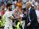 """Zidane tái xuất, Bale bùng nổ trong chiến thắng """"2 sao"""""""