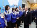 Ông Putin dự lễ khánh thành hai nhà máy điện ở Crimea