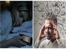 Ngừng ngay việc dùng điện thoại trước khi đi ngủ