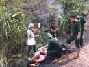 Một du khách Anh bị tai nạn khi cùng nhóm bạn leo thác