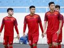 Đội hình chính của U23 Việt Nam có gọi tên Hà Đức Chinh?