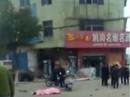 Trung Quốc: Cảnh sát nổ súng ngăn tài xế lao vào đám đông