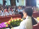 """TP Uông Bí họp báo vụ """"thỉnh oan gia trái chủ"""" tại chùa Ba Vàng"""