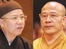 Thượng tọa Thích Thanh Quyết được giao giáo giới Đại đức Thích Trúc Thái Minh