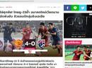 Thắng thuyết phục U23 Thái Lan, Việt Nam khiến châu Á ngưỡng mộ