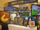 Forever Green Resort cùng góp thông điệp tại Triển lãm hoa quốc tế Việt Nam