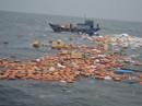 Chìm tàu chở hàng ở Lý Sơn, 7 thuyền viên may mắn được cứu sống
