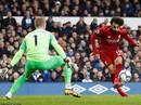 """Liverpool mất thắng vì Salah, Chelsea hồi sinh với """"phản đồ"""" Kepa"""