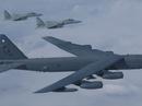 """Mỹ đưa B-52 đến gần các """"điểm nóng"""" trên biển Đông"""