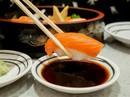 Có thể bạn chưa thưởng thức sushi đúng điệu