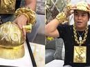 Tạm giữ Phúc XO - người đeo nhiều vàng nhất Việt Nam