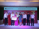 Agribank trao giải đặc biệt 1 tỉ đồng cho khách hàng trúng thưởng