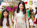 """Diễn viên Đinh Y Nhung: """"Không ép con gái theo nghề!"""""""
