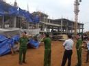 Sập công trình Trung tâm Dịch vụ việc làm tỉnh Đắk Lắk