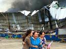 """Cháy kho hàng """"khủng"""" ở KCN Sóng Thần: 4 doanh nghiệp thiệt hại nặng"""