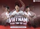 Ngôi sao bóng đá Việt Nam lên game online