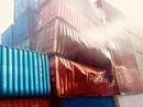 Nổ container phụ gia Trung Quốc mới nhập về cảng Cát Lái