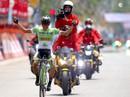 Giải xe đạp tranh Cúp Truyền hình TP HCM: Vũ Thành An về nhất chặng 6