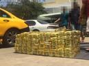 Video: Hành trình truy đuổi, khám xét 3 ôtô chở 1,1 tấn ma túy ở TP HCM