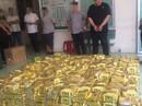 Công an TP HCM phá chuyên án ma túy cực lớn, thu giữ 1,1 tấn
