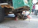Đà Nẵng: Ô tô tải tông xe máy, một người tử vong tại chỗ