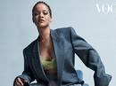 Rihanna đầy quyền lực trên tạp chí Vogue