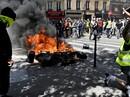 Pháp: Biểu tình lan rộng sau vụ cháy Nhà thờ Đức Bà Paris
