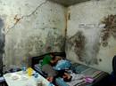 """Ứa lệ trong """"đêm trắng"""" ở căn nhà xập xệ của nữ công nhân môi trường tử nạn"""