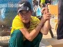 Dùng xe máy chở 15 kg ma túy, Nguyễn Văn Chạy chạy không thoát