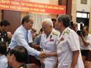 Lãnh đạo TP HCM gặp mặt cán bộ quân đội cấp tướng nghỉ hưu