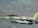 Phòng không Syria báo động cao, chiến đấu cơ Israel đột kích trong đêm?