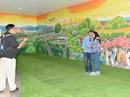 Điểm check-in mới tại sân bay Nội Bài